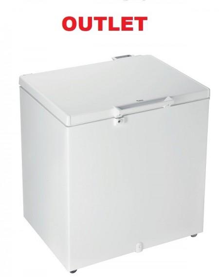 Congelatore Orizzontale HOTPOINT OUT. Classe A++ Capacità 200 L Colore Bianco cod: CS2A 200 H FA TK
