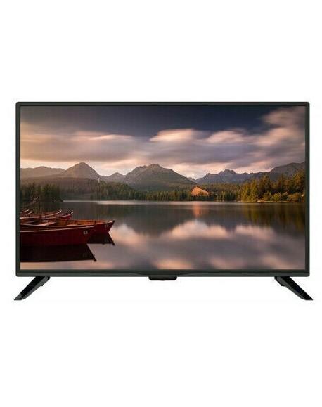 "Smart TV SMART TECH 32"" HD Wi-Fi (DVB-T2 / T/C / S2 / S, Colore Nero cod: SMT32Z10HC1L1B1"