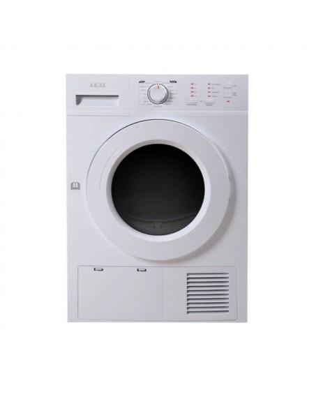 Asciugatrice AKAI Dryer 8 KG Classe A++ carica frontale a pompa di calore Cod. ASC8000K-M