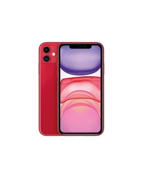 APPLE Iphone 11 64 GB Red Nuovo