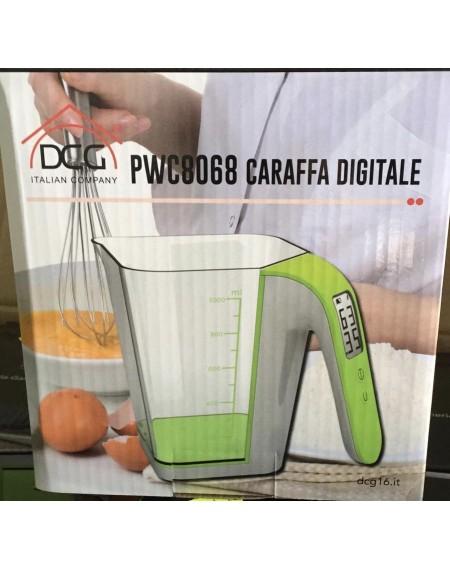 Bilancia da Cucina DCG Digitale a Caraffa mod: PWC8068