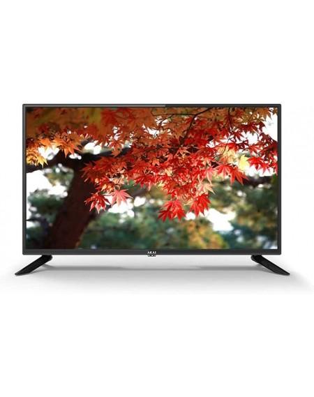 AKAI Televisore LED 32 Pollici HD Classe Di Efficienza Energetica A Cod. AKTV3218 H SAT