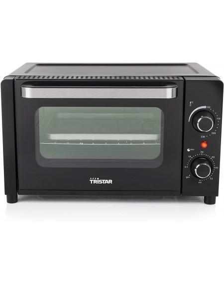 Mini forno elettrico TRISTAR, 1300W 10 Litri colore Nero cod: OV-3615