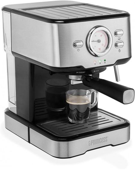 Macchina caffè Espresso TRISTAR 1100 W a capsule colore Argento cod: 249412
