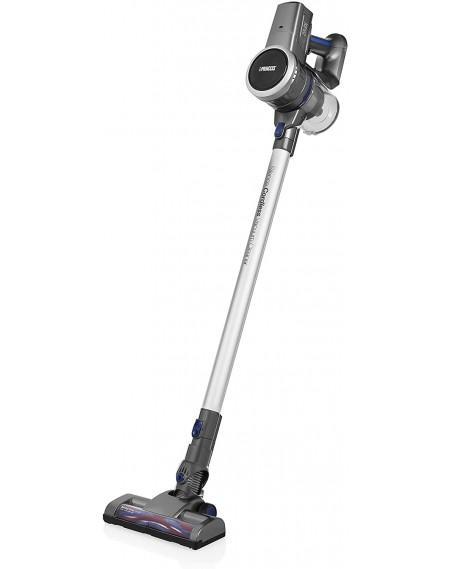 Aspirapolvere PRINCESS Senza fili 100 Watt colore Grigio cod: 339480