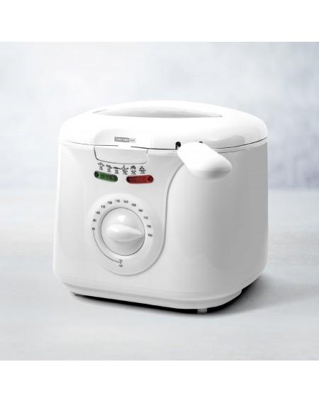 Friggitrice DICTROLUX Capacità 2 Litri 1450 Watt Colore Bianco cod: 585603