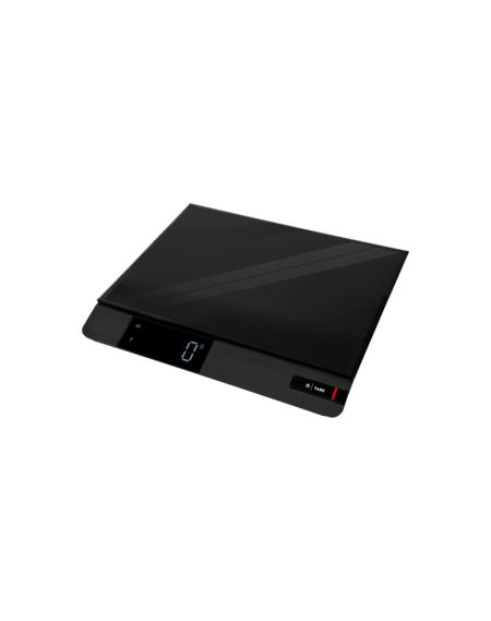 Bilancia da Cucina Digitale DICTROLUX in vetro temperato Portata 15 Kg mod: 690222