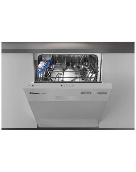 Lavastoviglie CANDY da Incasso con Frontalino a Vista Classe A+ Capacità 13 Coperti cod: CDSN 1L350PS