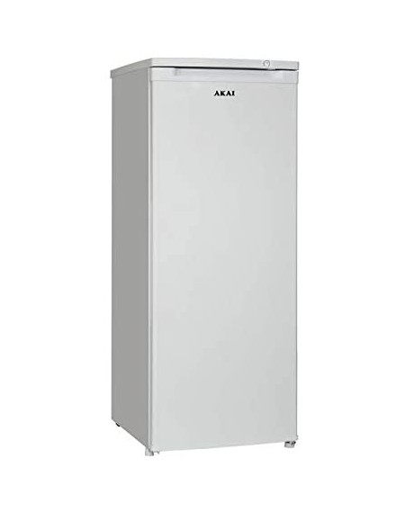 Congelatore Verticale AKAI 151 Litri Libera installazione Classe A+ Bianco Cod. ICE247L