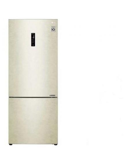 Frigorifero LG Combinato Total No Frost Classe A++ Capacità Lorda / Netta 500/451 Litri Colore Beige cod: GBB567SECZN