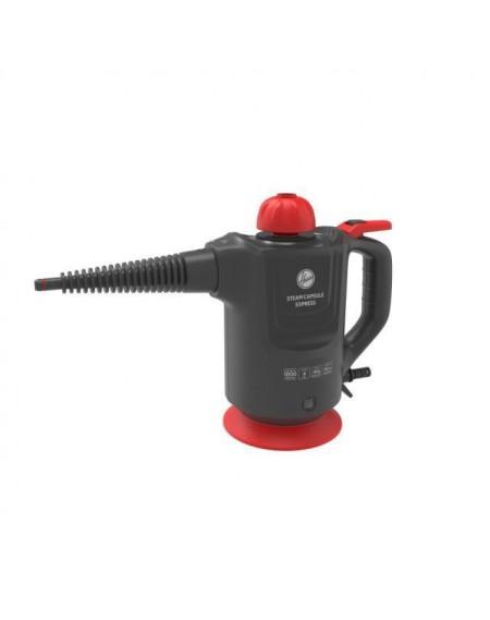 Pulitore a vapore HOOVER portatile 0,37 L potenza 1000W colore Rosso cod: SGE1000 011