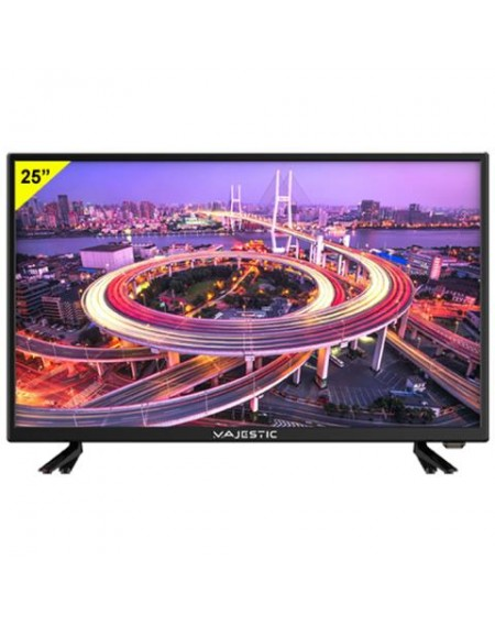 "LED TV MAJESTIC FULL HD 25"" Mod: TVD 225/S2"