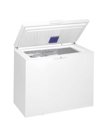 Congelatore BIG ICE a Pozzetto Classe A+ Capacità 251 L Colore Bianco