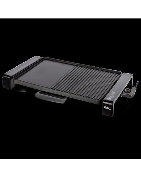 Griglia SINBO Elettrica potenza 2000W antiaderente cod: SBG 7108