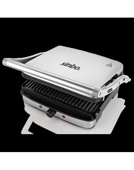 Bistecchiera SINBO Grill e Sandwich Maker Potenza 2000 W Cod: SSM2530