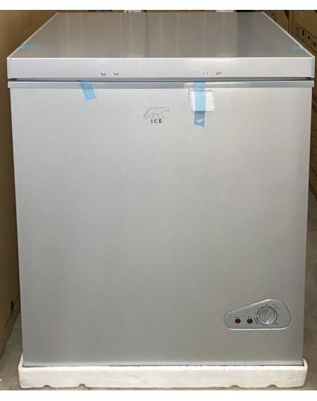 Congelatore ICE a Pozzetto 145 Litri Libera Installazione Colore Silver