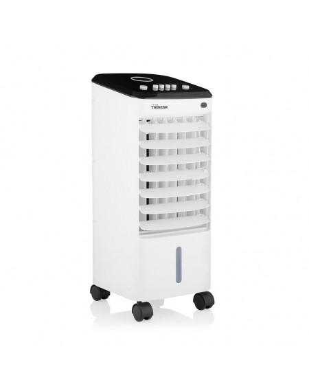 Raffrescatore Evaporativo TRISTAR 65 watt, 3 impostazioni, Ventilazione ad Acqua, Telecomando cod: AT-5445