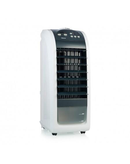 Raffrescatore evaporativo TRISTAR 5 livelli di potenza, 70W, Timer, Ruote,colre Bianco cod: AT-5450