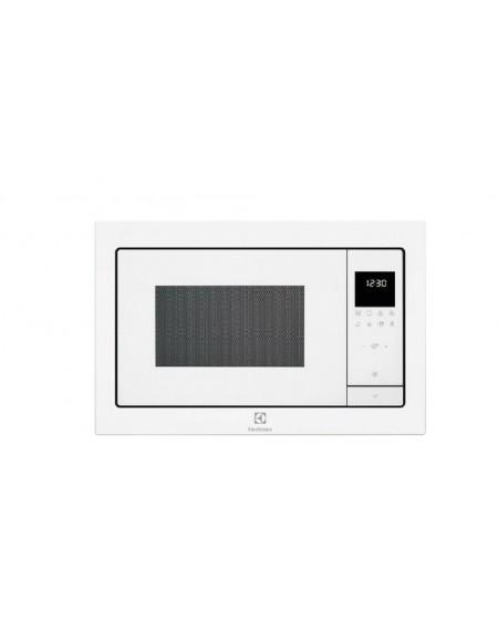 Forno Microonde ELECTROLUX ad incasso Capacità 25 Litri Potenza 1000 Watt Colore Bianco cod: EMT25207OW