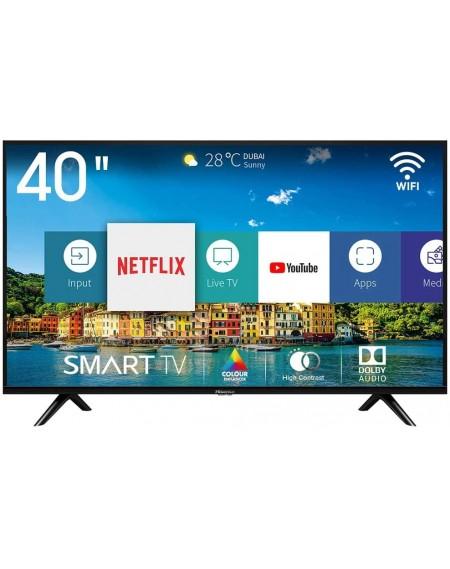 "Smart Led Tv Hisense 40"" Full HD   Mod: 40AE5500F"