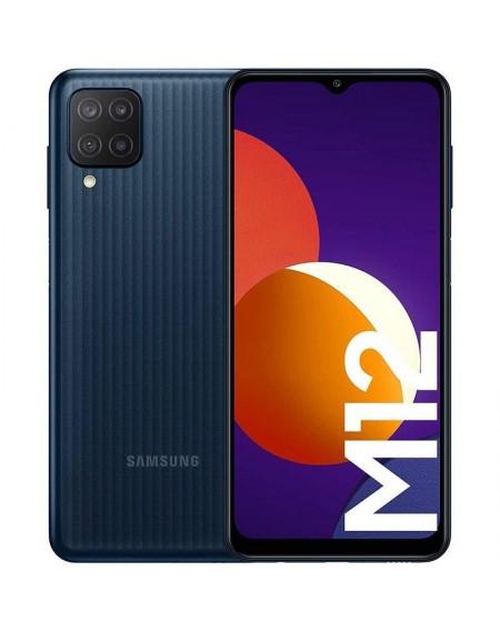 SAMSUNG Galaxy M12 64 GB Black Mod: SM-M127F/DSN